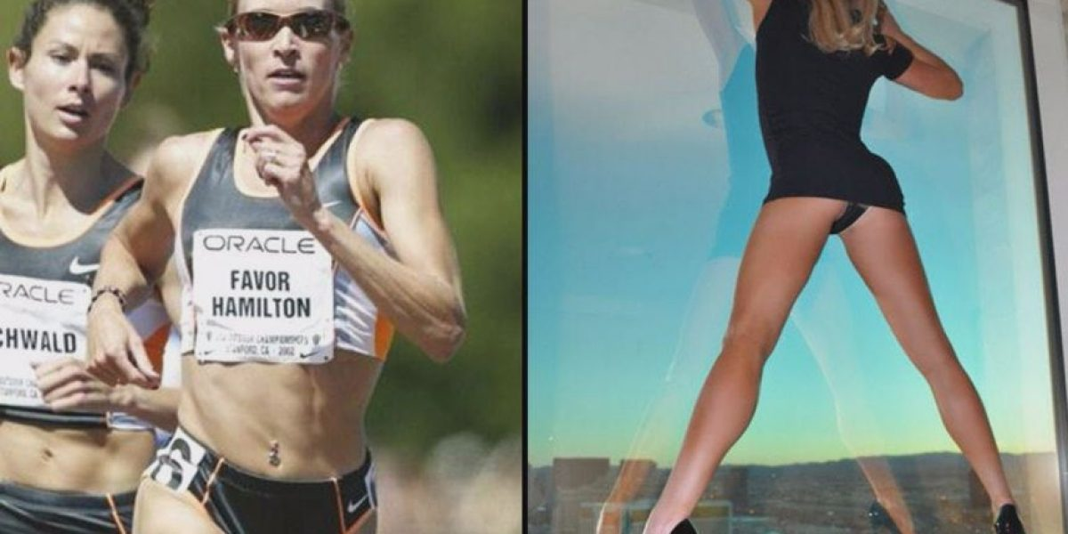 Suzy Favor, la atleta olímpica que prefirió la
