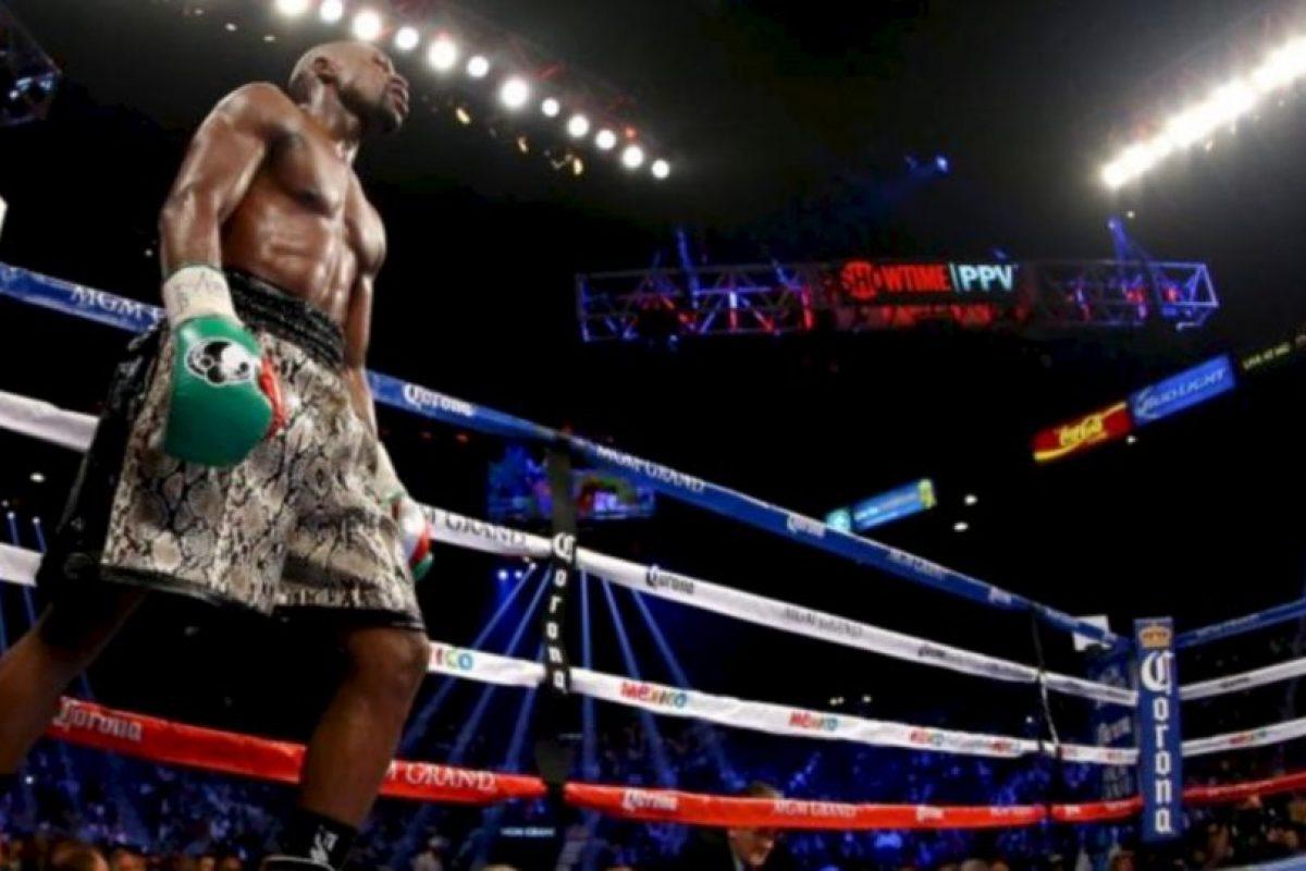 """2. """"Si quieren pelear conmigo, tiene que ganárselo"""" Foto:Getty Images"""
