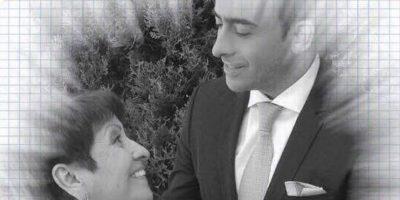 El último adiós de Adal Ramones a su madre fue en Guatemala