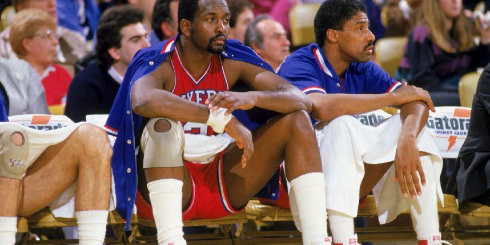 Es el quinto hombre con más rebotes (16 mil 212) y el octavo mejor anotador (27 mil 409 puntos) de la historia de la NBA Foto:Getty Images