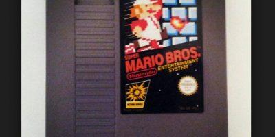 """""""Super Mario Bros"""" se convirtió en uno de los videojuegos más vendidos de la historia Foto:Nintendo"""