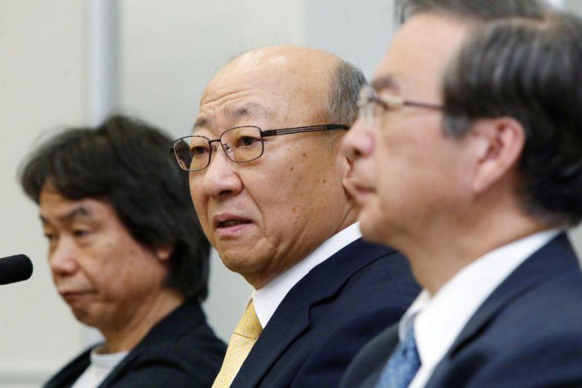 Kimishima está en la compañía desde el año 2000. Foto:AFP
