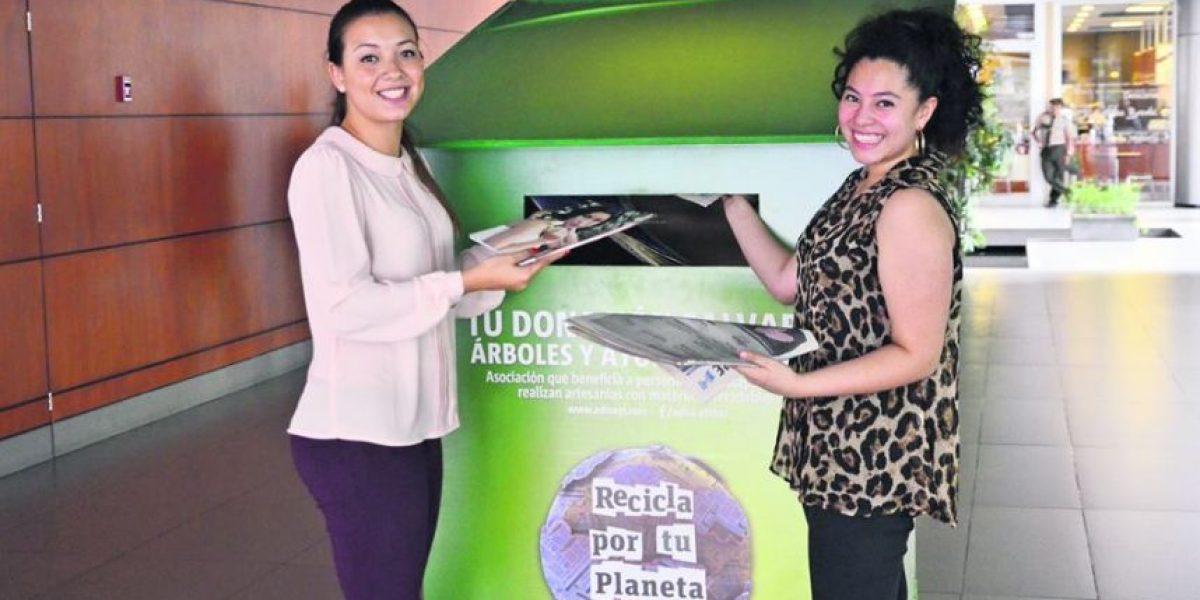 Campaña: Convierte tu reciclaje en una donación