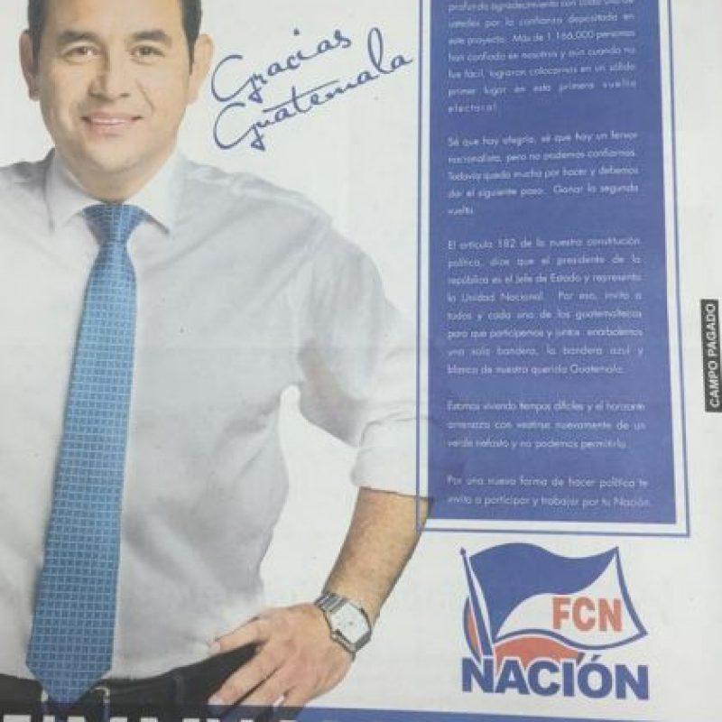 Foto:Campo Pagado