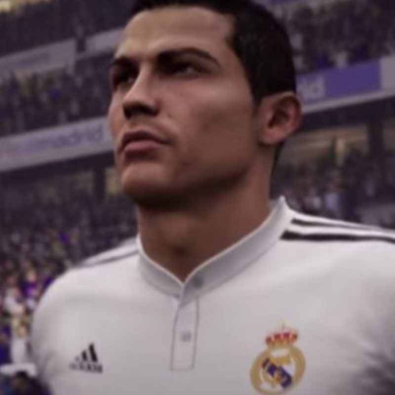 Cristiano Ronaldo. Foto:EA Sports