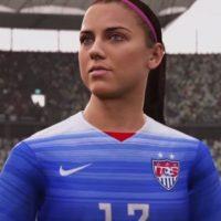 Alex Morgan. Foto:EA Sports