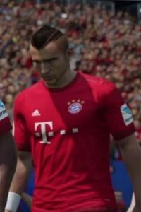 Arturo Vidal. Foto:EA Sports