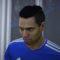 Radamel Falcao. Foto: EA Sports