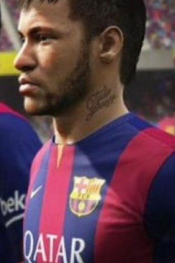 Neymar. Foto:EA Sports