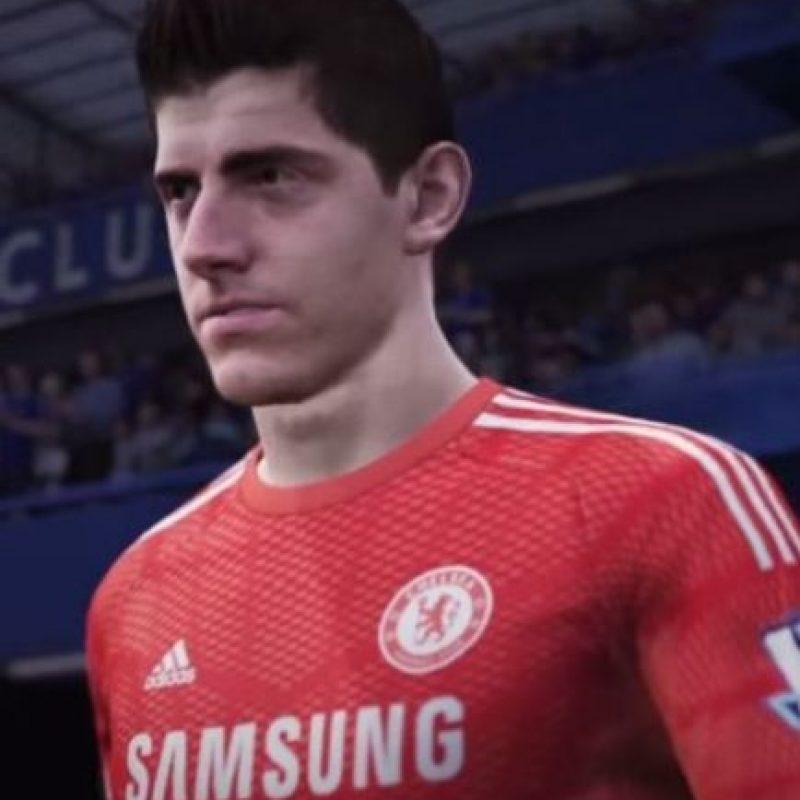 Thibaut Courtois. Foto:EA Sports