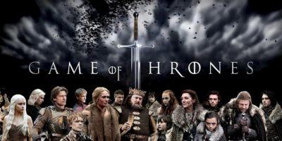 """El elenco de """"Game of Thrones"""". Foto:HBO"""