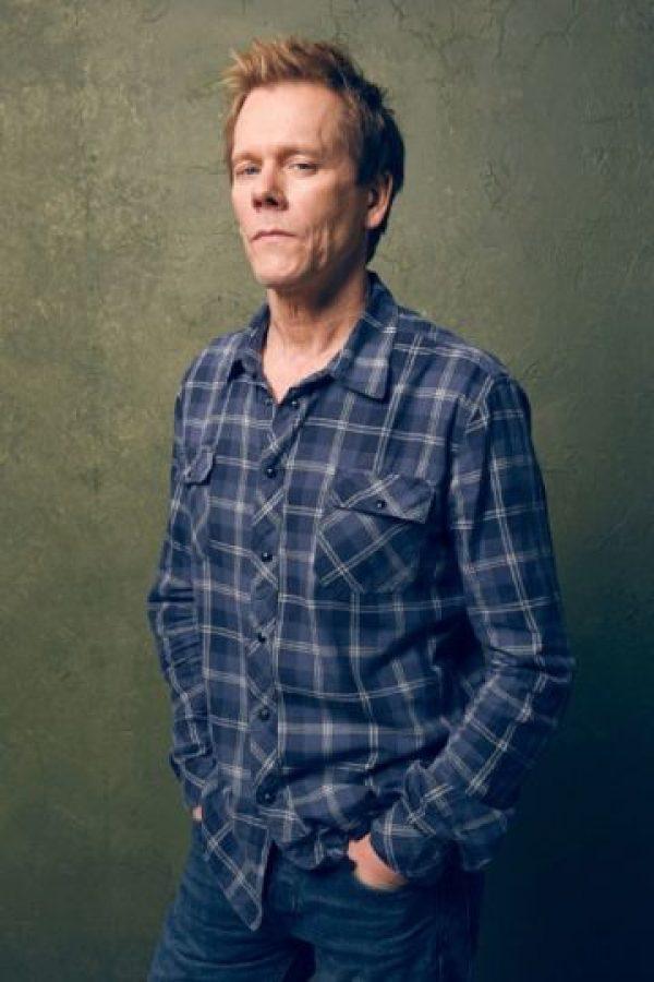 Kevin Bacon, actor estadounidense. Foto:Getty Images