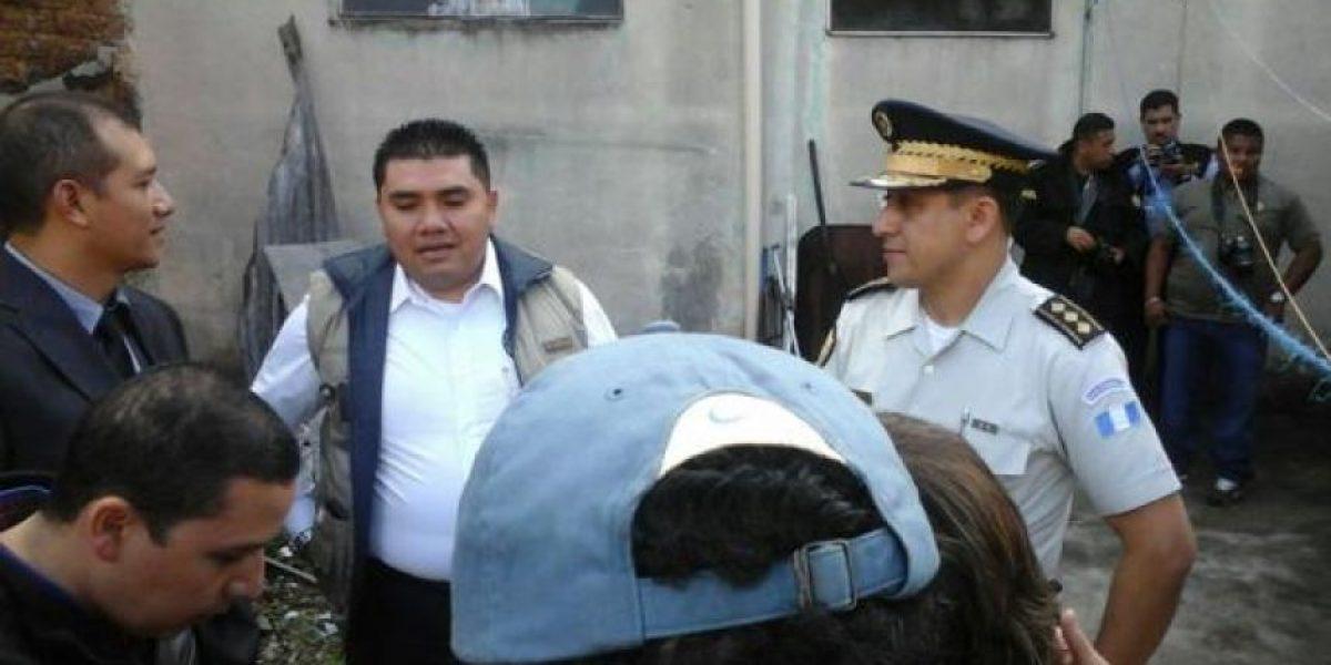 PNC captura a 5 personas por el asesinato del abogado Francisco Palomo
