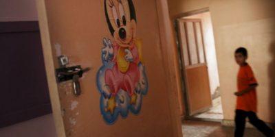 Irene vivió en el orfanato hasta los 11 años de edad. Foto:Getty Images