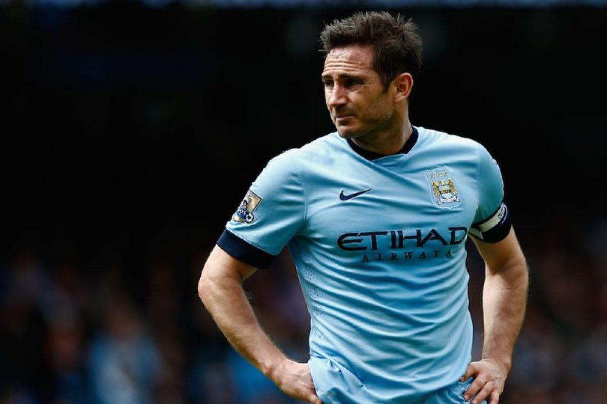"""Frank Lampard: """"Messi es mejor que Cristiano, por mucho. Es un genio y puede cambiar por sí solo un partido"""". Foto:Getty Images"""