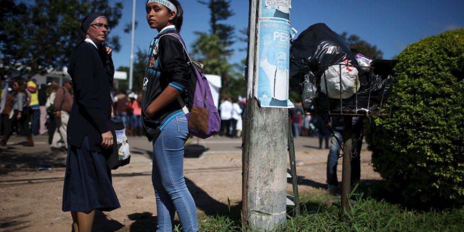 En su denuncia aseguró que muchos niños sufrieron la misma situación. Foto:Getty Images