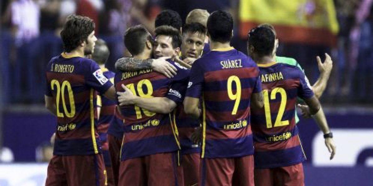 El liderato de España, un lugar habitual para Barcelona