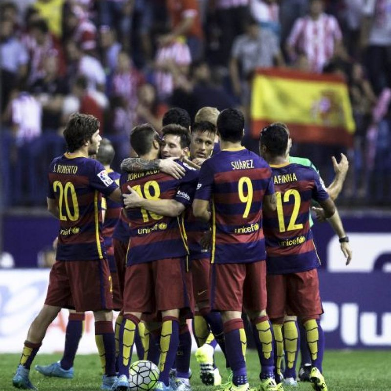 Barcelona Foto:Getty Images