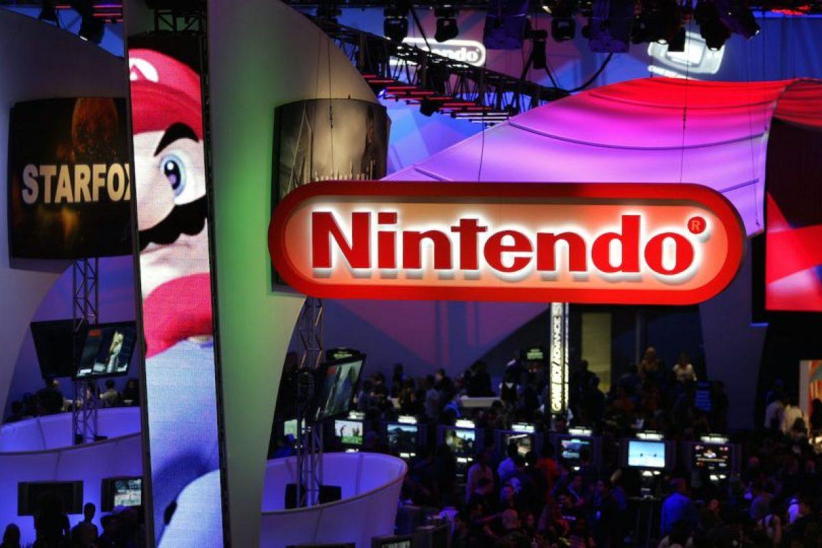 """Nintendo, en japonés, significa """"que el cielo decida"""". Foto:Getty Images"""