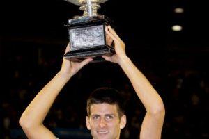 1. Abierto de Australia (2008). Venció al francés Jo-Wilfried Tsonga 4–6, 6–4, 6–3, 7–6(2) en la final. Foto:Getty Images