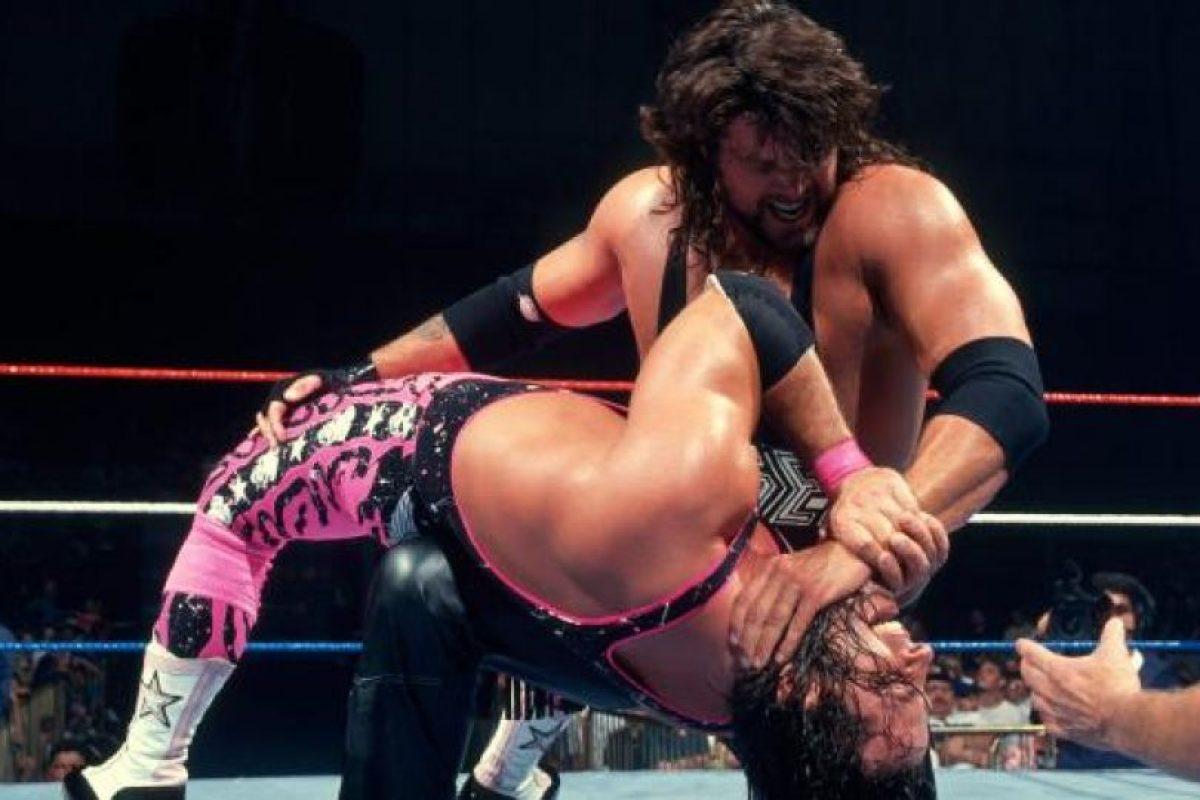 Ha sido seis veces campeón mundial Foto:WWE