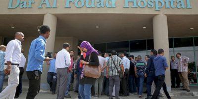 10 personas resultaron heridas Foto:AP