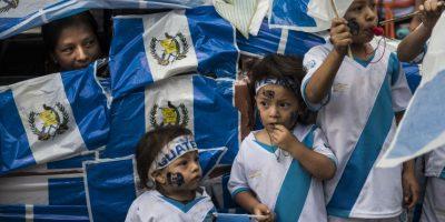 FOTOS. Guatemala ya vive el fervor patrio