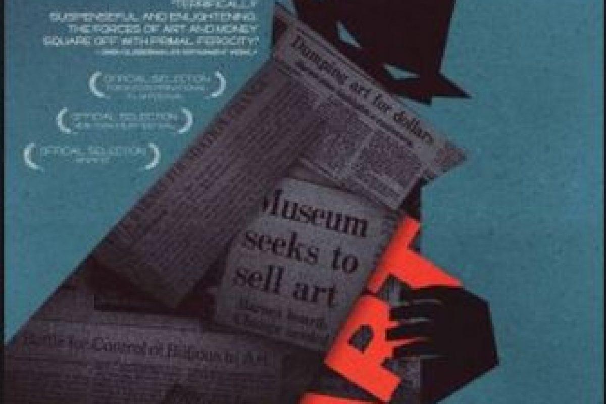 El artista Barnes y su fundación tasada en 25 millones de dólares son el centro de este documental. La controversia entre la voluntad del propio artista de mantener sus obras en un solo lugar con un fin educativo y, por otro lado, la ambición de poner sus obras impresionistas en el museo de Pensilvania Foto:Don Argott/Sheena M. Joyce