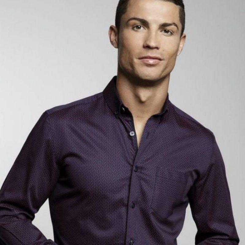 Él mismo es la imagen de esta línea de ropa. Foto:Vía instagram.com/Cristiano
