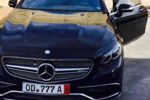 Cristiano Ronaldo adora los autos y el valor total de su garage asciende a los 5.8 millones de euros. Foto:Vía instagram.com/Cristiano