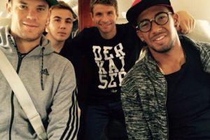 Con el Bayer Munich ha ganado cuatro Bundesliga, tres Copa de Alemania (DFB Pokal) y dos Supercopa de Alemania, además de una Champions League, Supercopa de Europa y Mundial de Clubes. Foto:Vía twitter.com/esmuellert_