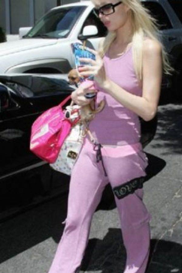 Las sudaderas Juicy Couture tuvieron su momento hace diez años. Foto:vía Getty Images