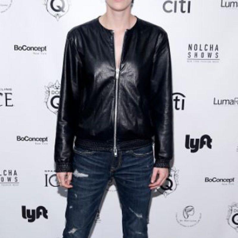 Sus fotos para la marca de moda Ace Rivington la hicieron conocida. Foto:vía Getty Images