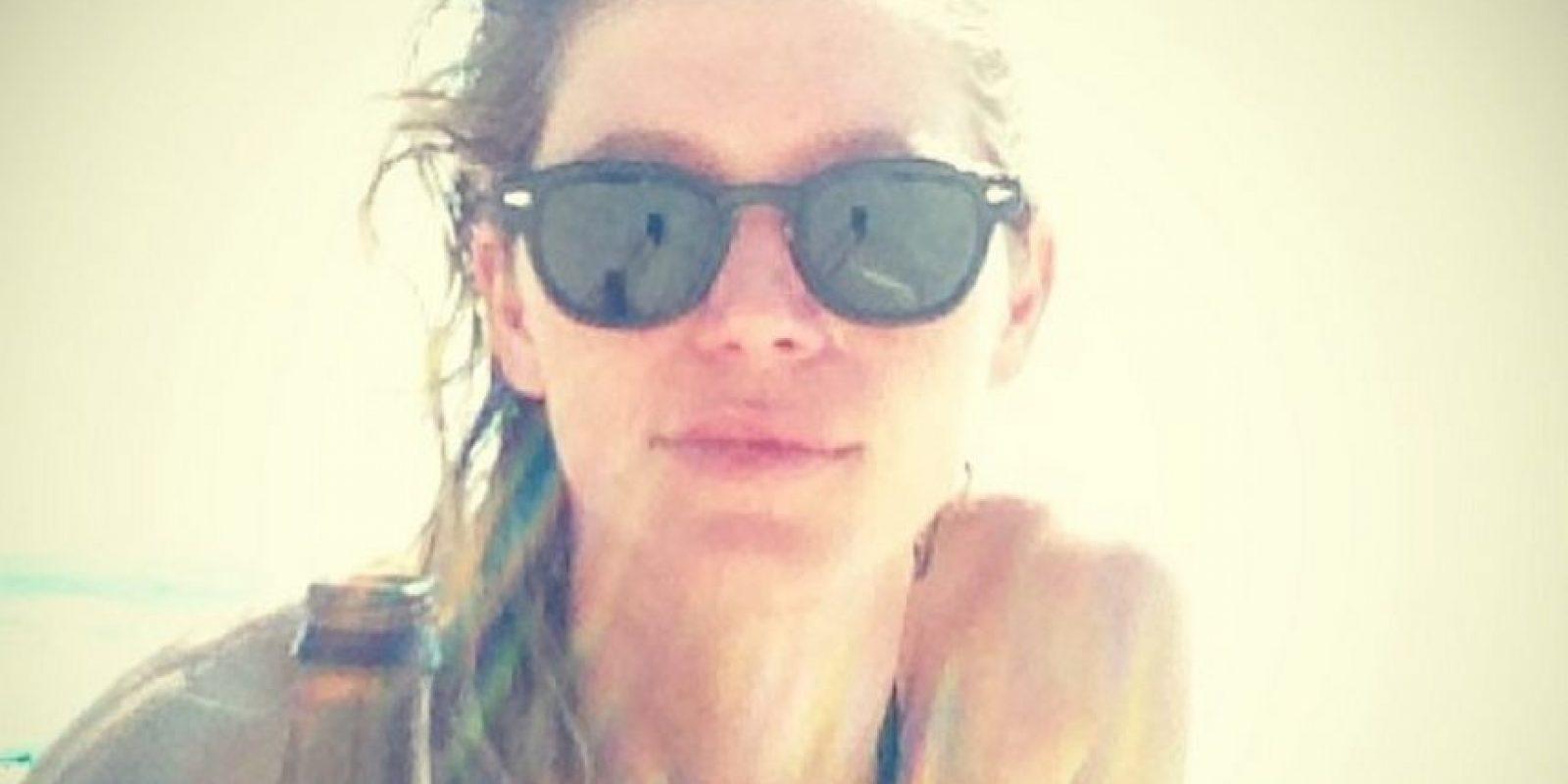 """Thomas se describe como """"artista surfera"""" en su página web. Foto:Vía instagram.com/redsquare7/"""