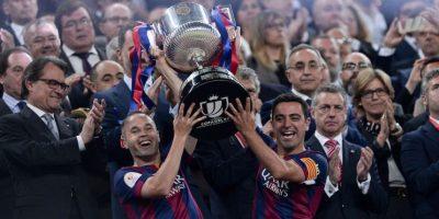 2. Barcelona (Fútbol) Foto:AFP