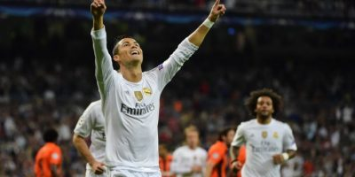 VIDEO. CR7 se triplica en el triunfo del Madrid sobre el Shakhtar