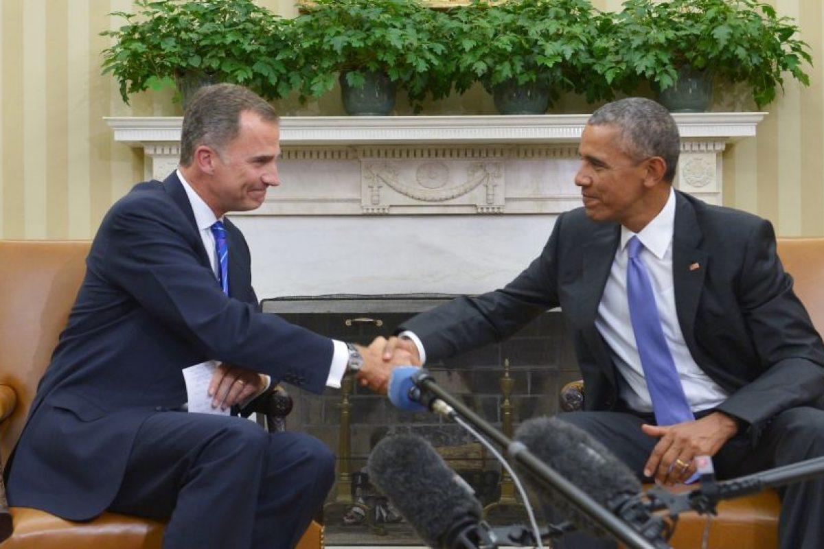 Ambos habían tenido un primer encuentro en septiembre del año pasado. Foto:AFP