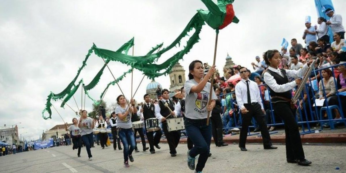 Las mejores imágenes del desfile de Independencia