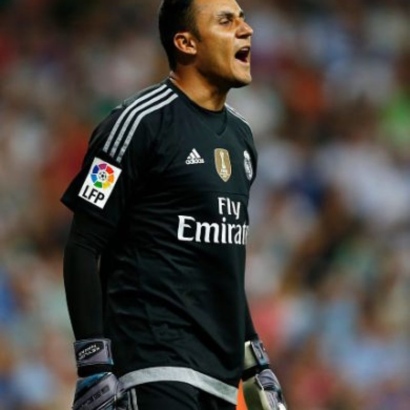 A final de la temporada, todo apuntaba a que Casillas saldría para que David de Gea llegara al Real Madrid y Navas sería relegado a la banca. Foto:Getty Images