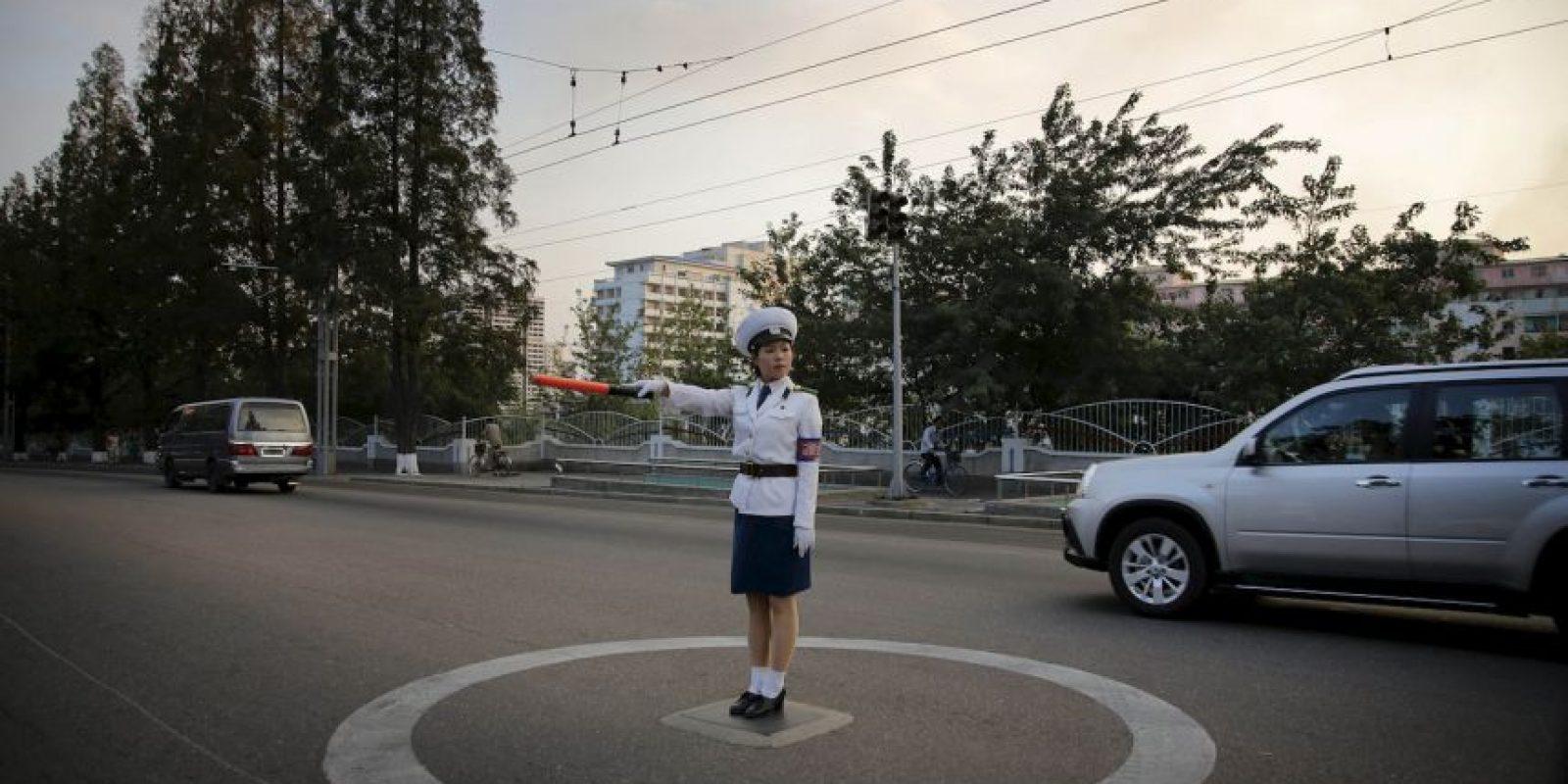 """""""Esperamos que las partes implicadas puedan hacer cosas más beneficiosas para salvaguardar la paz y la estabilidad"""", dijo Hong Lei, vocero del Ministerio de Exteriores. Foto:AP"""
