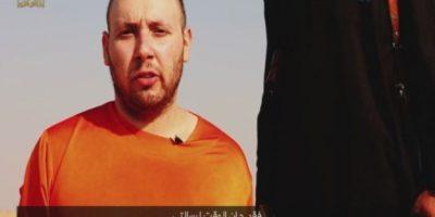 Fue secuestrado en Siria en agosto de 2013 y se convirtió en el segundo ejecutado públicamente por ISIS, en septiembre de 2014. Foto:AFP