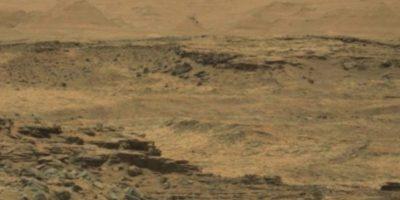 Y estas son las imágenes difundidas por la NASA Foto: original en http://mars.jpl.nasa.gov/msl-raw-images/msss/01074/mcam/1074MR0047260010600092E01_DXXX.jpg