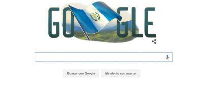 Los Doodles que han celebrado la independencia de Guatemala
