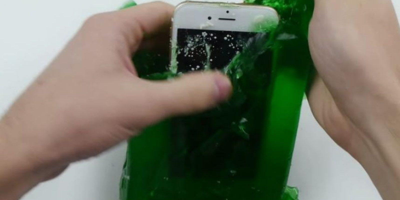 Siguió funcionando después de un día. Foto:vía TechRax / YouTube