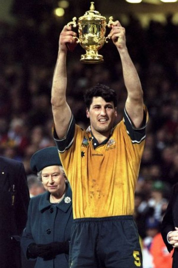 4. John Eales (Australia) Foto: Getty Images