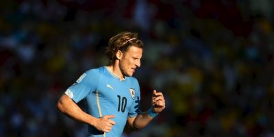 6. Diego Forlán – Uruguay Foto: Getty Images