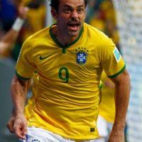 """""""Para mí, esto se acabó"""", confesó el delantero brasileño, uno de los más criticados durante la actuación de Brasil en su Mundial de 2014. Por ello, Fred prefirió hacerse a un lado. Foto:Getty Images"""