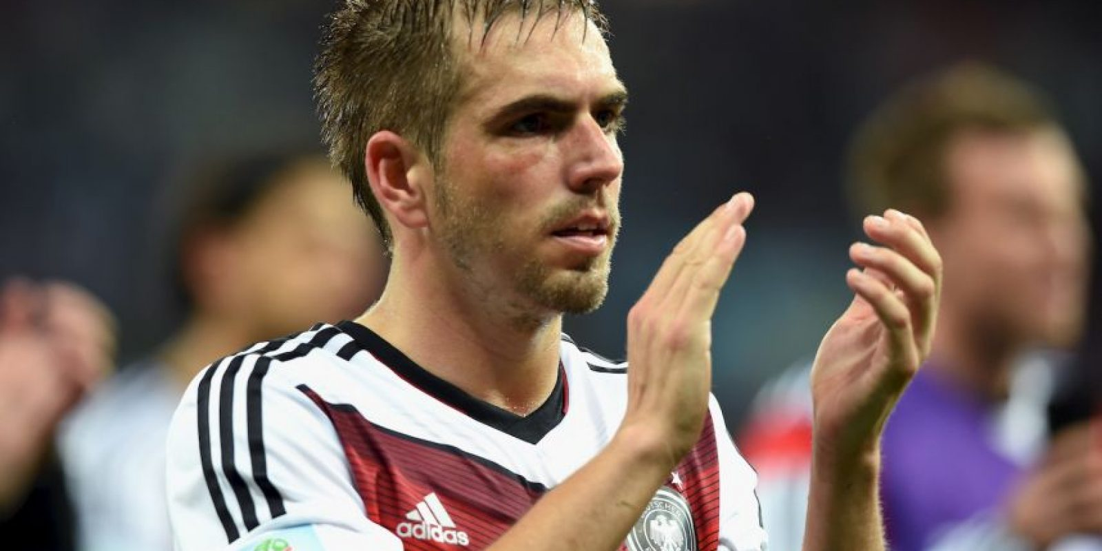 10. Philipp Lahm – Alemania Foto: Getty Images
