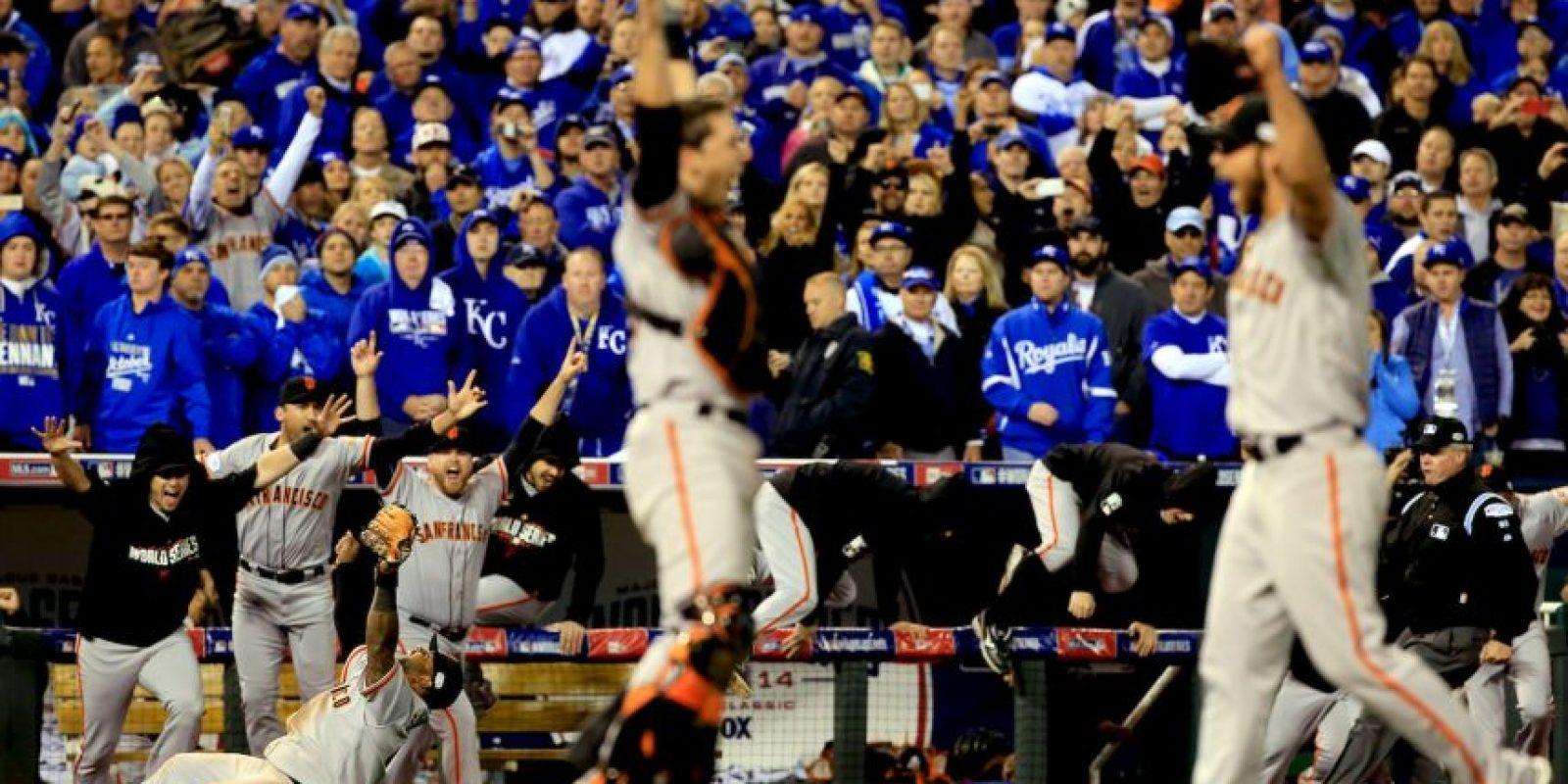 4. San Francisco Giants (Béisbol) Foto:Getty Images