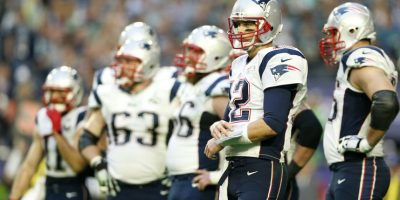 8. New England Patriots (Fútbol Americano) Foto: Getty Images